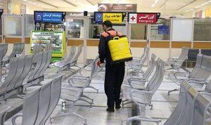 گندزدایی فرودگاه در پیشگیری از شیوع کرونا