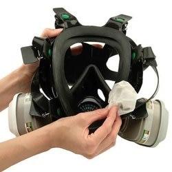 ماسک تنفسی نیم صورت کارتریج دار
