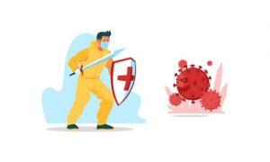 ایمنی در برابر ویروس کرونا تعیین نقاط پرخطر کرونا