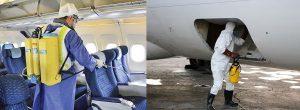 پیشگیری از شیوع کرونا در سفرهای هوایی