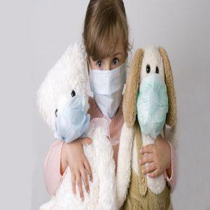 ماسک برای مقابله با ویروس کرونا