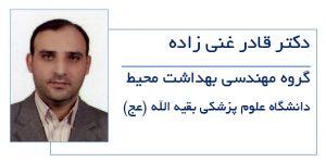 دکتر قادر غنی زاده