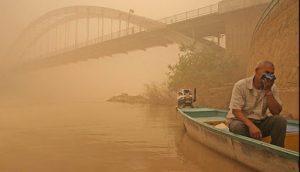 ریزگردهای خوزستان