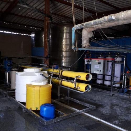 طراحی گروه صنعتی ابتکار آب