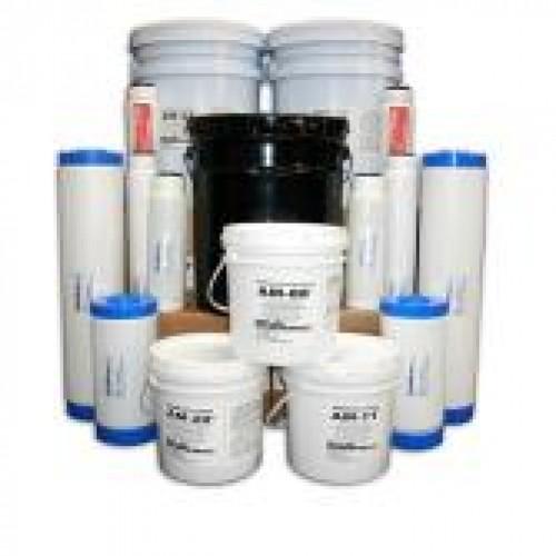 طراحی شرکت آب پاک سازان