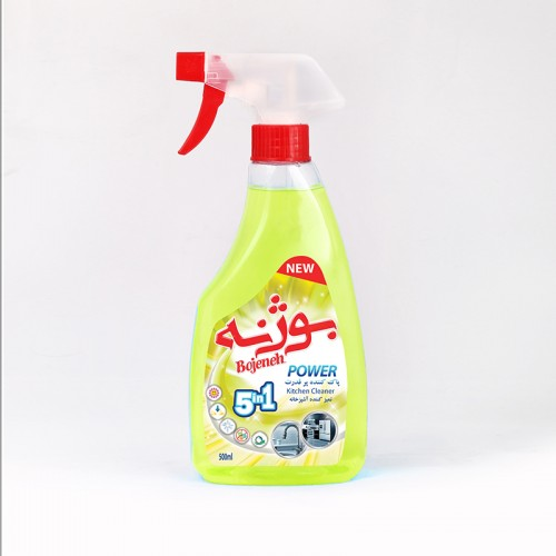 طراحی شرکت صنایع بهداشتی ایران (بوژنه)