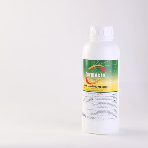 محلول ضدعفونی کننده سطوح 5 درصد- یک لیتری