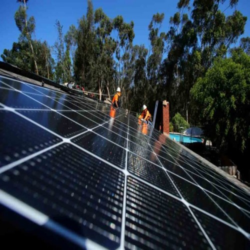 طراحی شرکت انرژی های خورشیدی پیشگامان