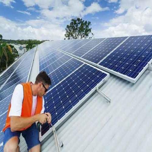 طراحی شرکت سولار سبز انرژی سورنا