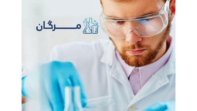 طراحی شرکت مرگان شیمی