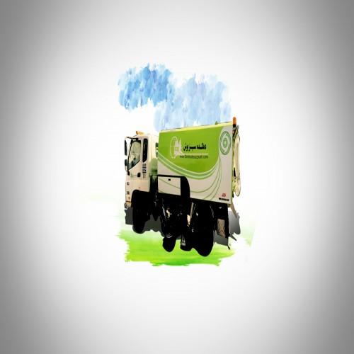 طراحی شرکت فنی و مهندسی دهکده سبز پوش