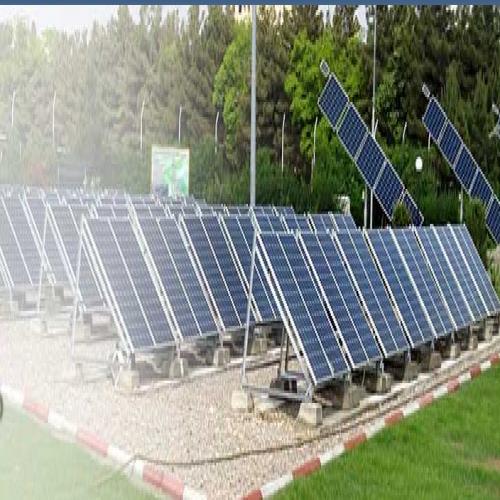 بنر شرکت انرژی های تجدید پذیر خراسان