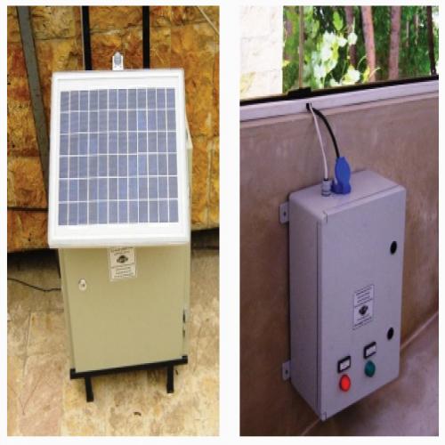 طراحی شرکت موسسه تحقیقاتی فناوران خورشید پژوه