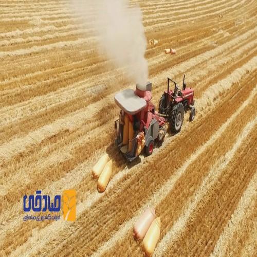 لوگو مجموعه ادوات کشاورزی صادقی