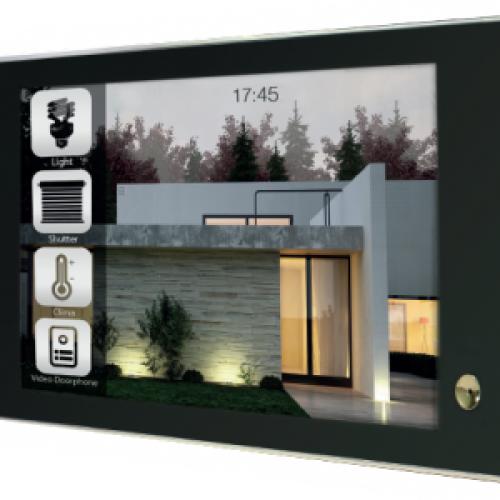 طراحی شرکت خانه هوشمند رهنما