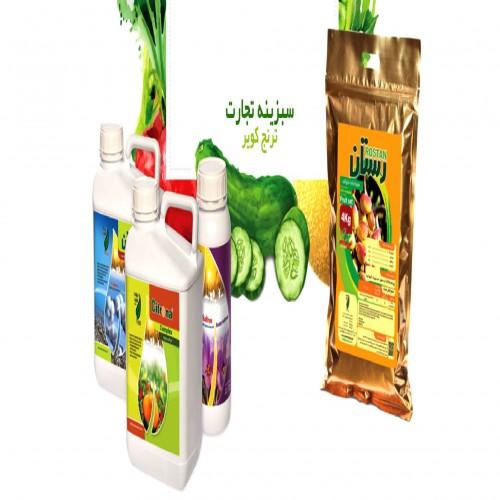 لوگو شرکت سبزینه تجارت