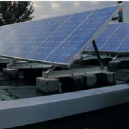 لوگو شرکت مرکز فناوری های خورشیدی