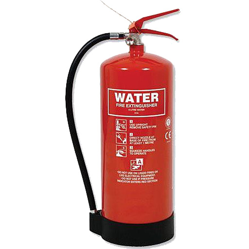 کپسول آتش نشانی آب وگاز تحت فشار