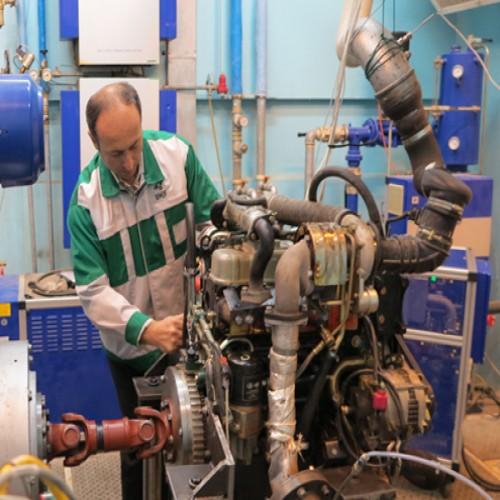 بنر شرکت بازرسی کیفیت و استاندارد ایران