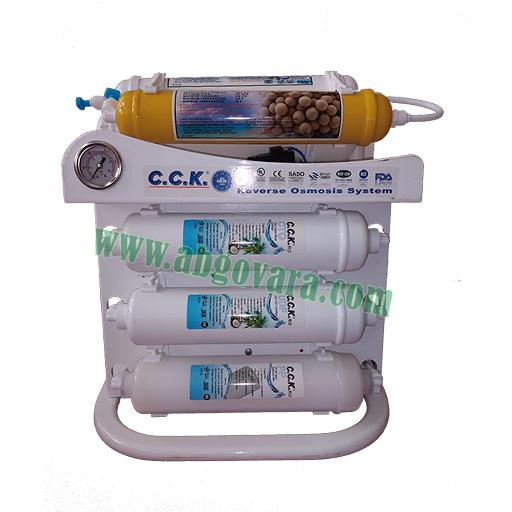 دستگاه ۶ مرحله ای تصفیه آب خانگی