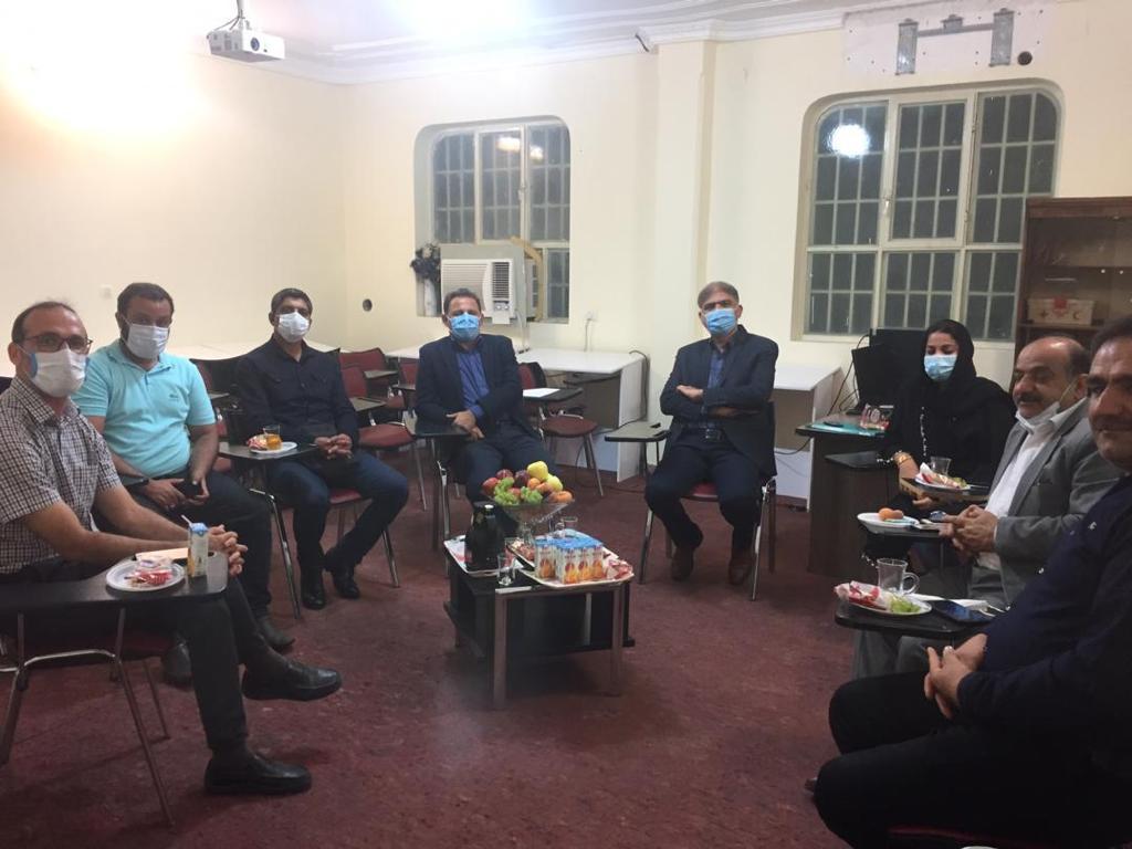 انجمن صنفی کارفرمائی HSE استان بوشهر (سازا)