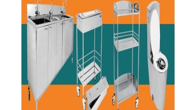 طراحی تجهیزات بیمارستانی مدرن