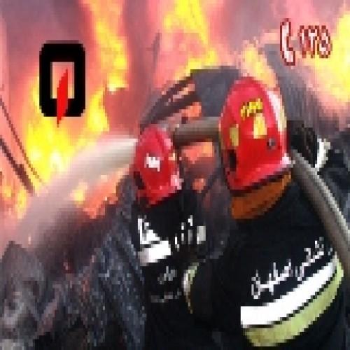 طراحی شرکت ایمنی و آتش نشانی سپهر ایمن