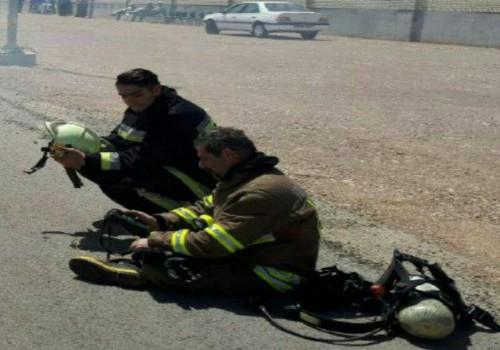 مهندس محمدرضا جواهری (ایمنی و آتشنشانی)