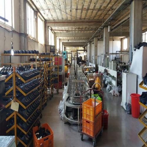 طراحی شرکت تولیدی کفش پای آرا