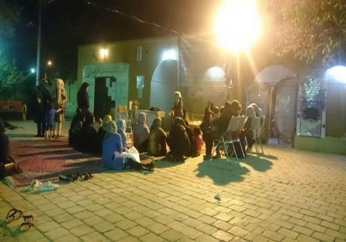 طراحی مؤسسه بانوان حامی محیط زیست شهری و روستایی کویر یزد