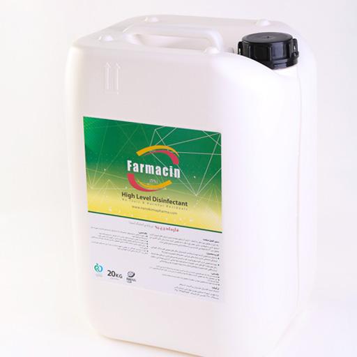 محلول ضدعفونی کننده بیمارستانی سطح 15 درصد فارماسین- 20 لیتری